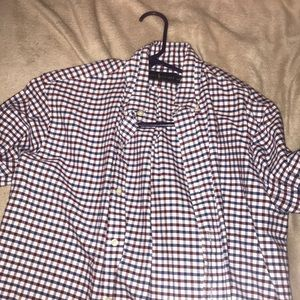 Mens Polo Long sleeve button up